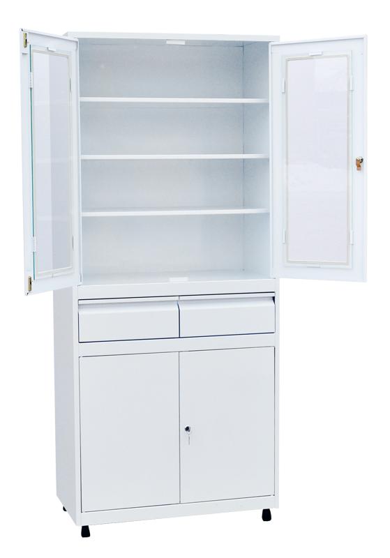 Шкаф для кабинета врача ШКВ-03