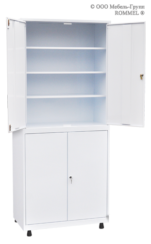 Шкаф материальный ШМ-02