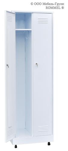 Шкаф палатный ШП-02
