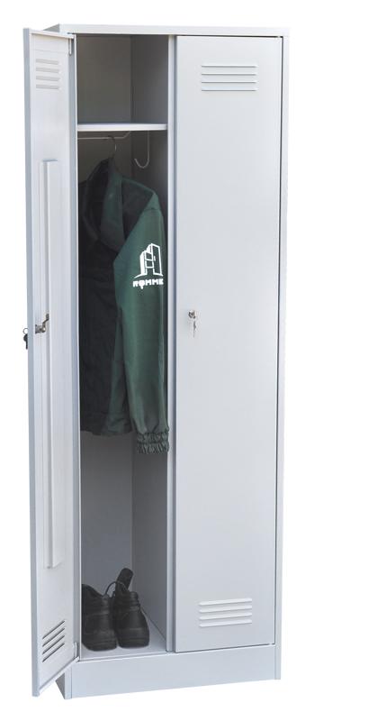 Шкаф для одежды двухстворчатый разборный