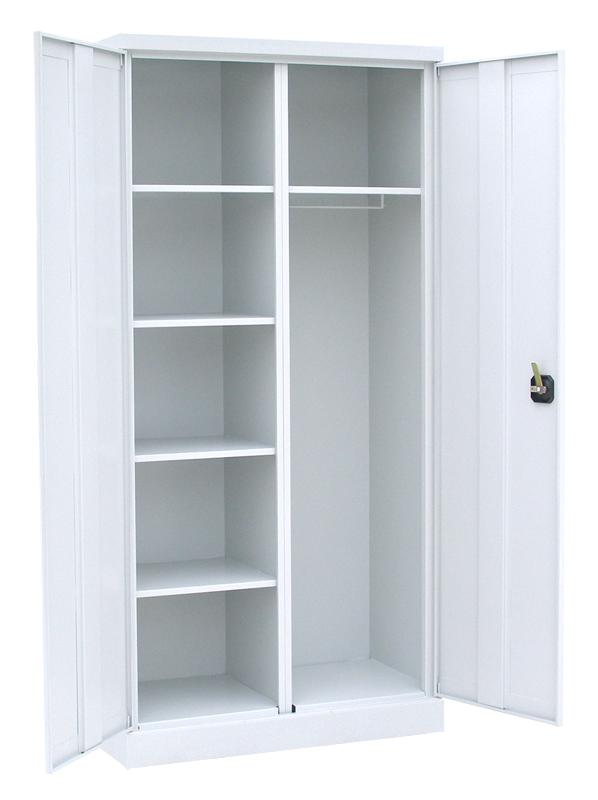 Шкаф офисный для документов и одежды