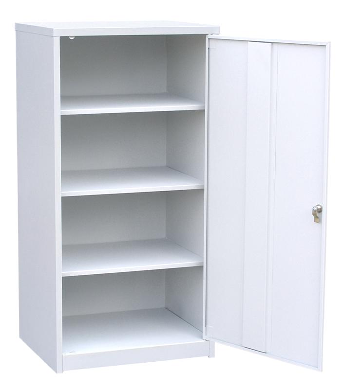 Шкаф одностворчатый 3-х полочный