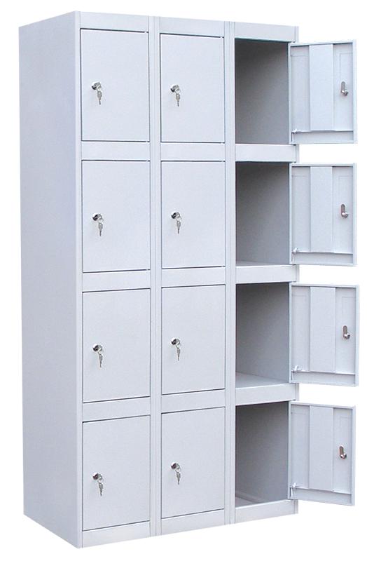 Шкаф модульный с 4-мя отделениями ШОМ-4