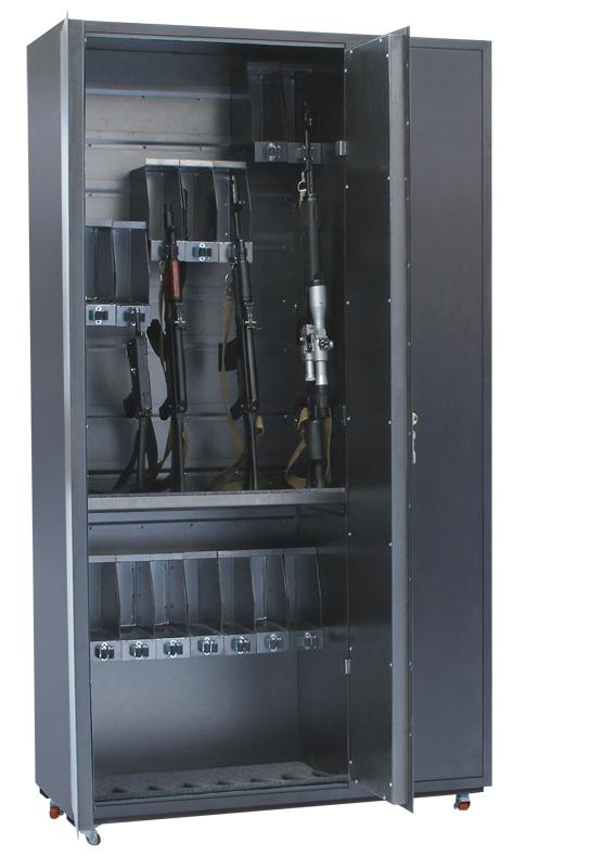 Шкаф для оружейных комнат ШОК-3