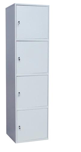Шкаф архивно-складской с 4-мя отделениями