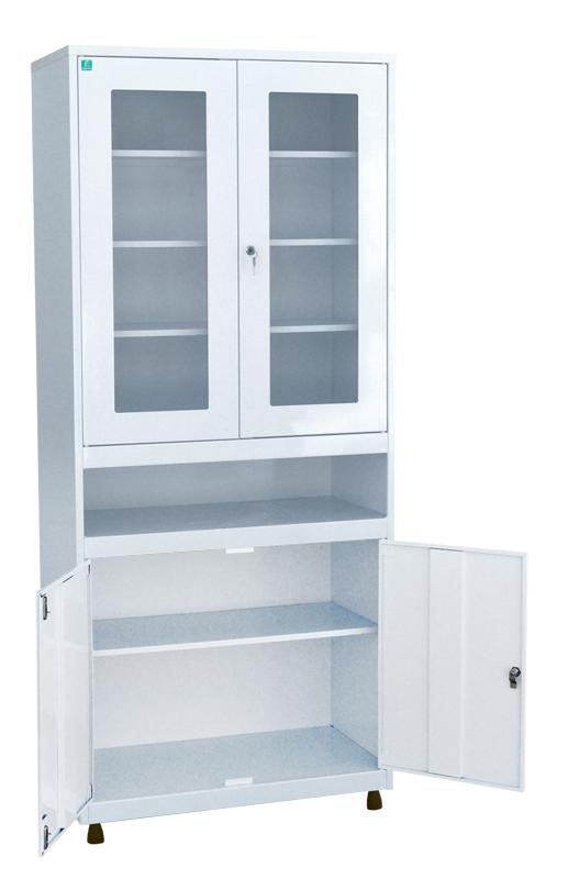 Шкаф для кабинета врача ШКВ-02