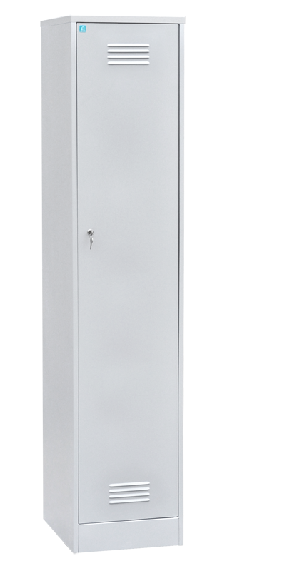 Шкаф для одежды одностворчатый с перегородкой