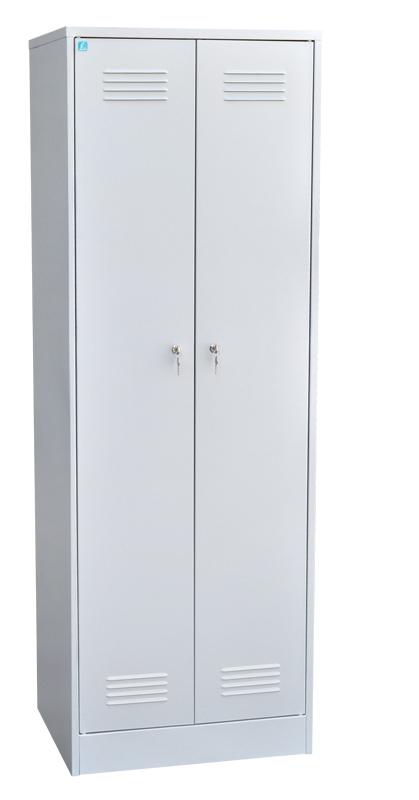 Шкаф для одежды двухстворчатый сварной